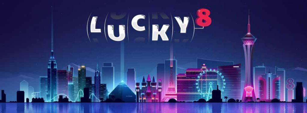 lucky8 logo