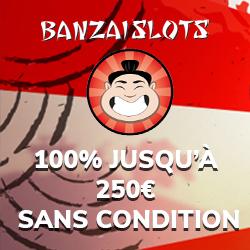 banzaislots-ca250