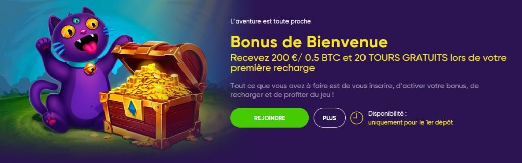 Bonus Bao Casino