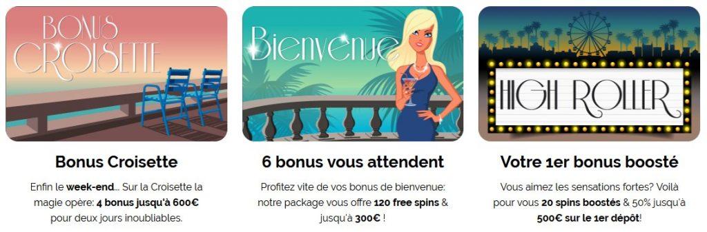 bonus azur casino