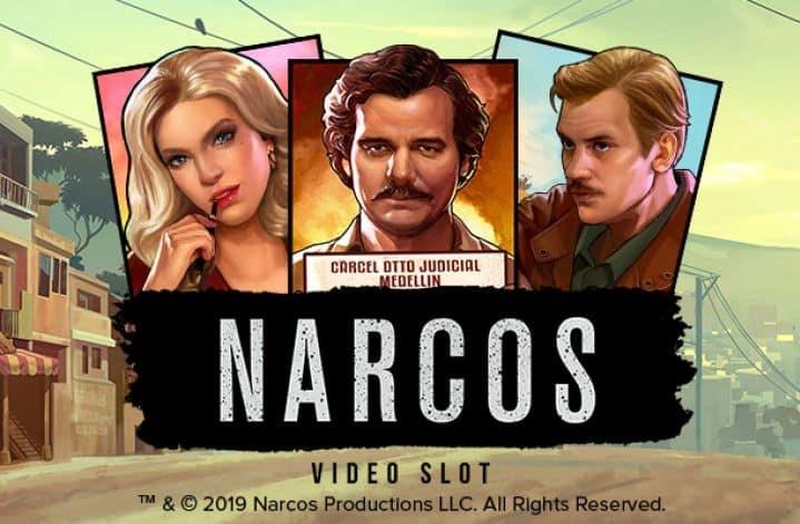 Narcos Slot – Test et Avis