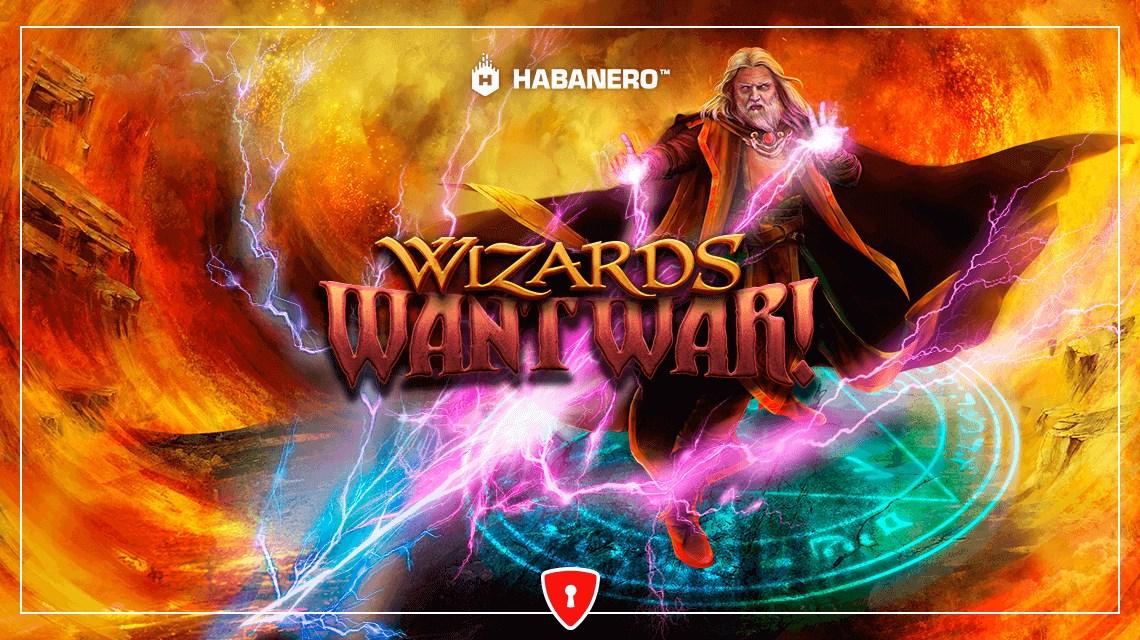 Wizards Want War Slot – Test et Avis
