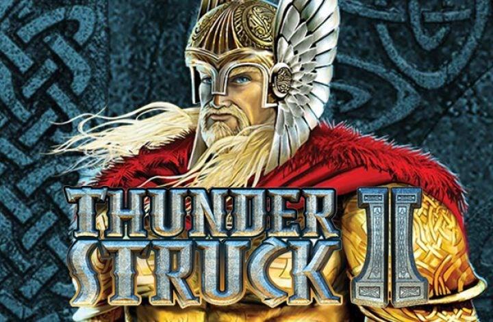 Thunderstruck II Slot – Test et Avis