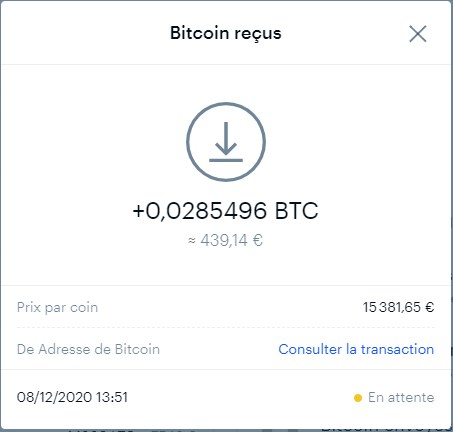 retrait bitcoin bitcasino
