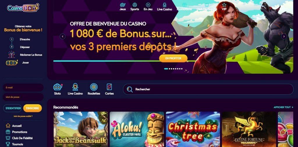 casino360 avis